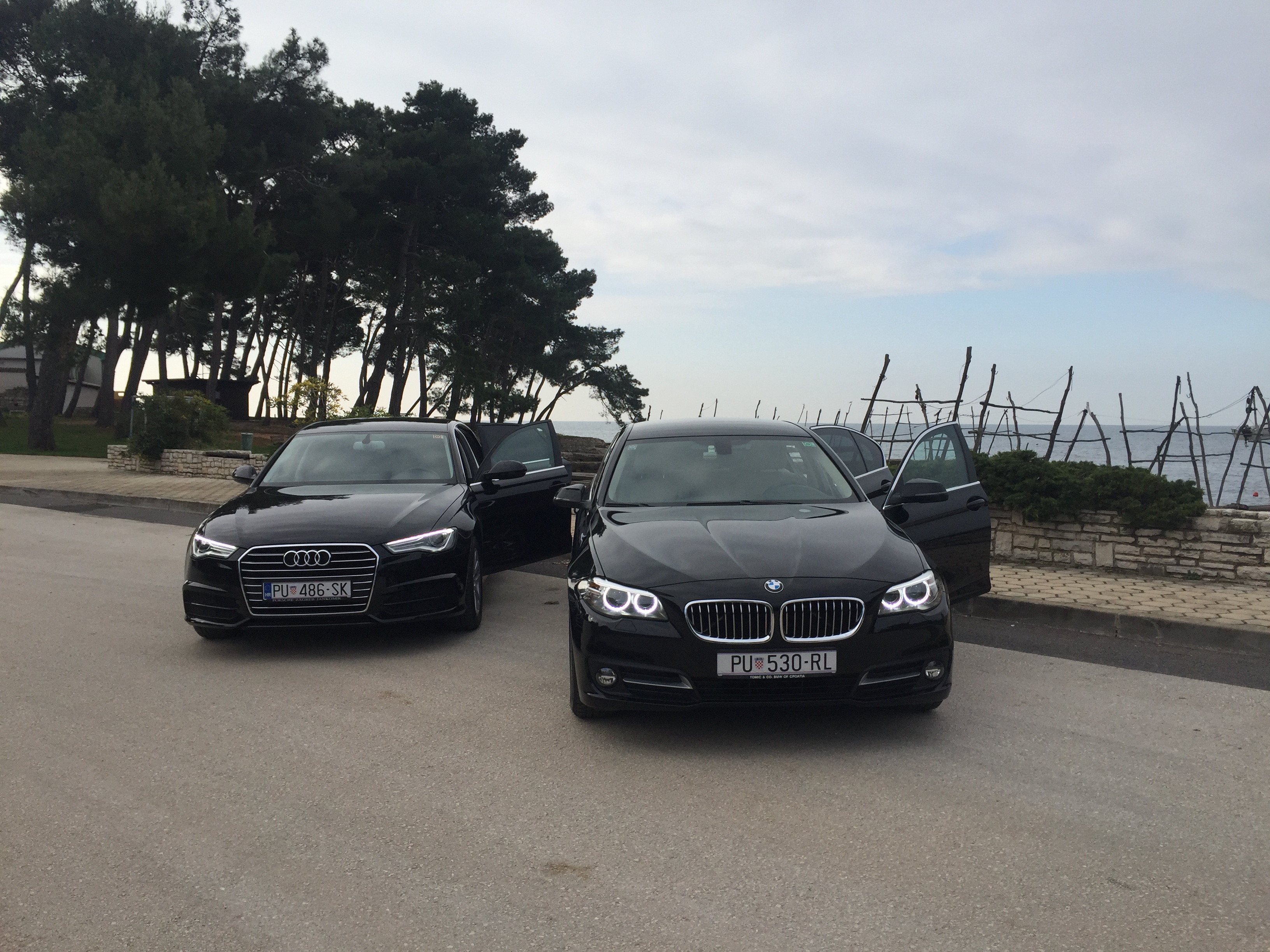 Taxi i prijevoz putnika, Larix, Umag, Istra, Hrvatska